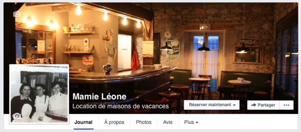 Face book Mamie Léone